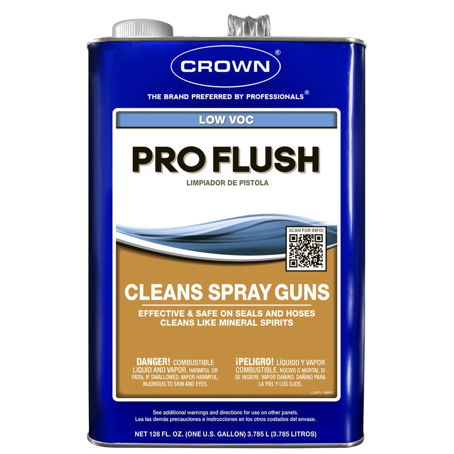 Crown Gl Pro Flush Low Voc