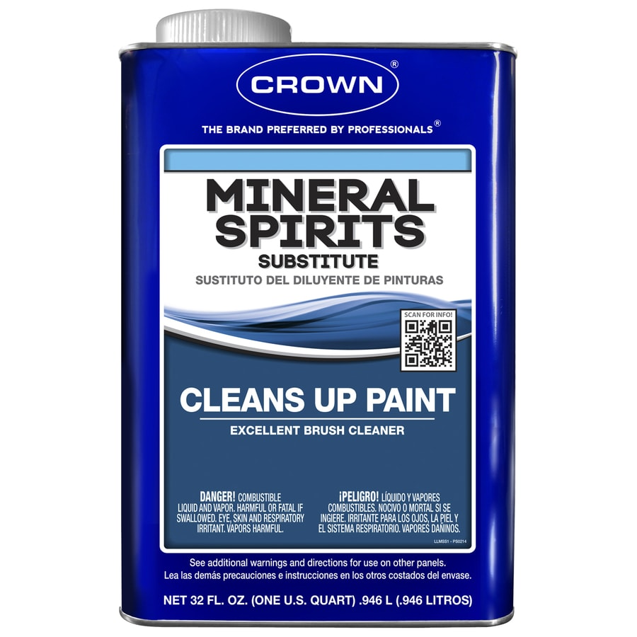 Crown VOC Compliant Mineral Spirits Substitute (CARB)