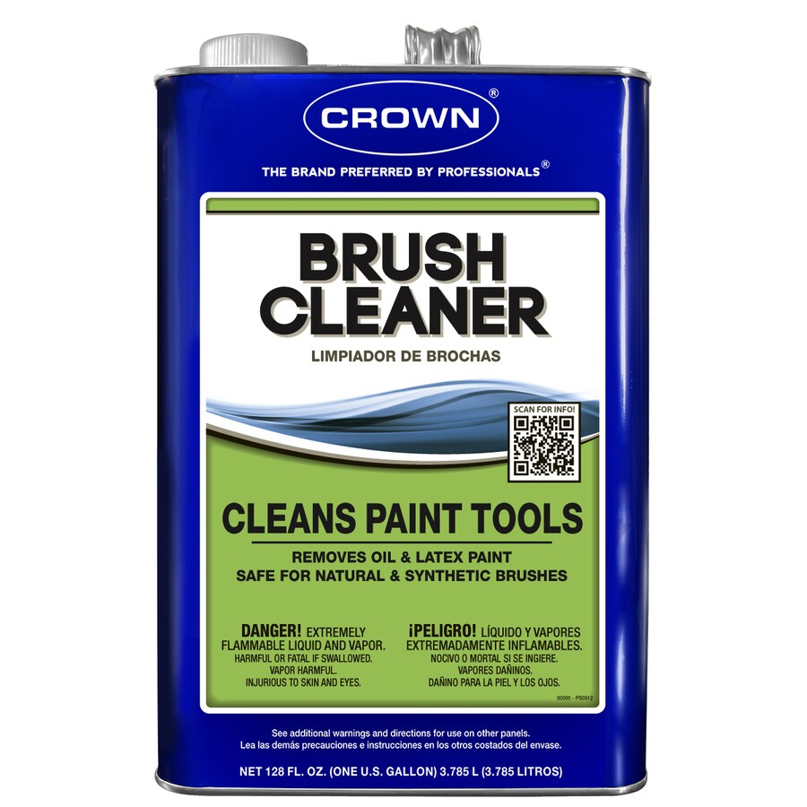 Crown Gallon Brush Cleaner