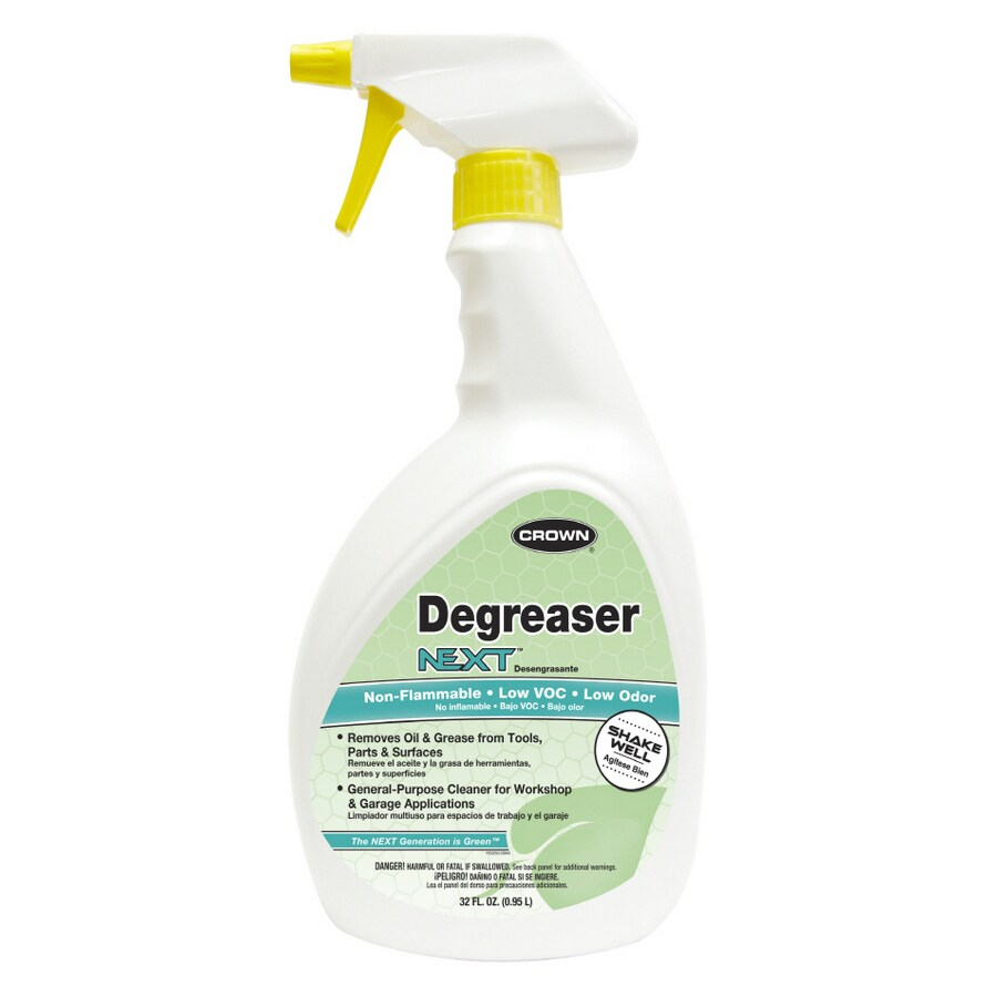 Crown Qt Degreaser Next Spray