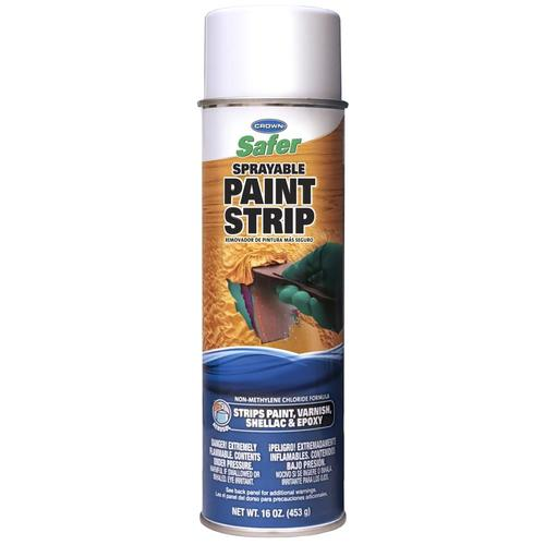 Crown 16 Fl Oz Spray Multi Surface Paint Remover At Lowes Com