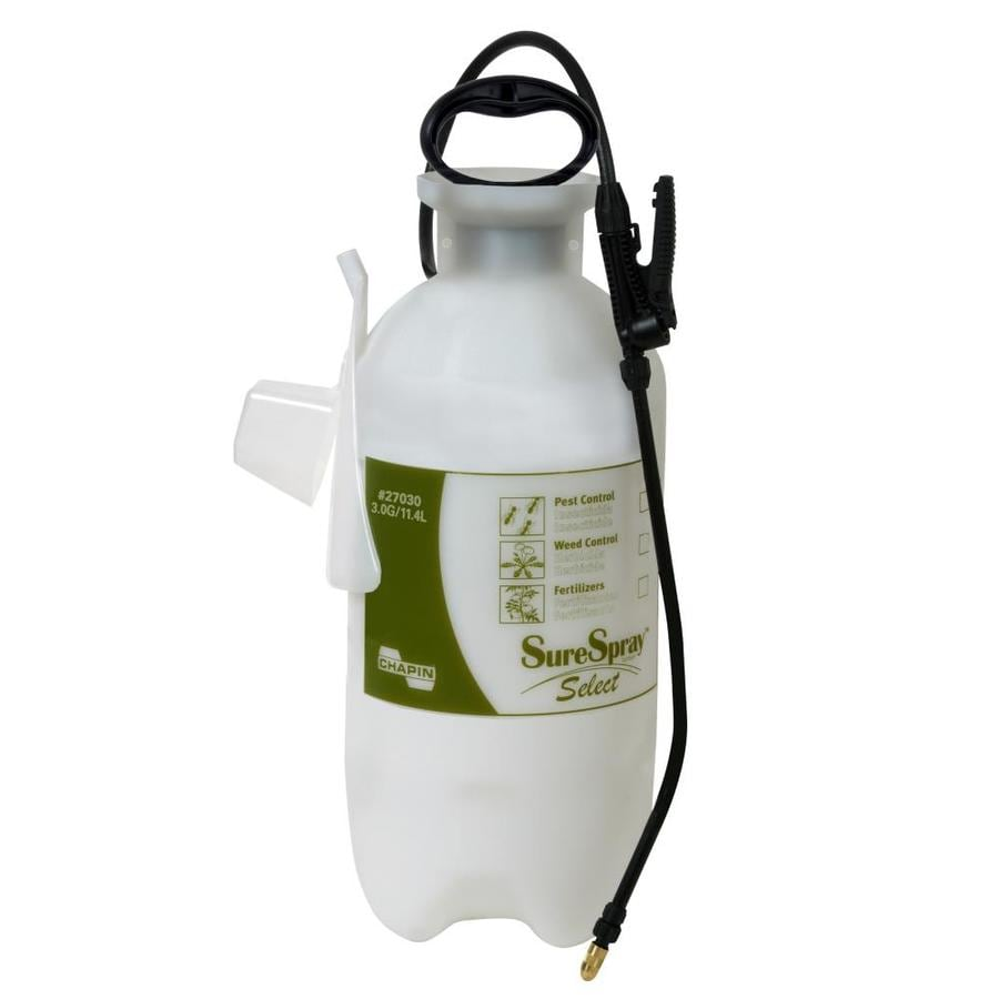 Chapin 3-Gallon Plastic Tank Sprayer