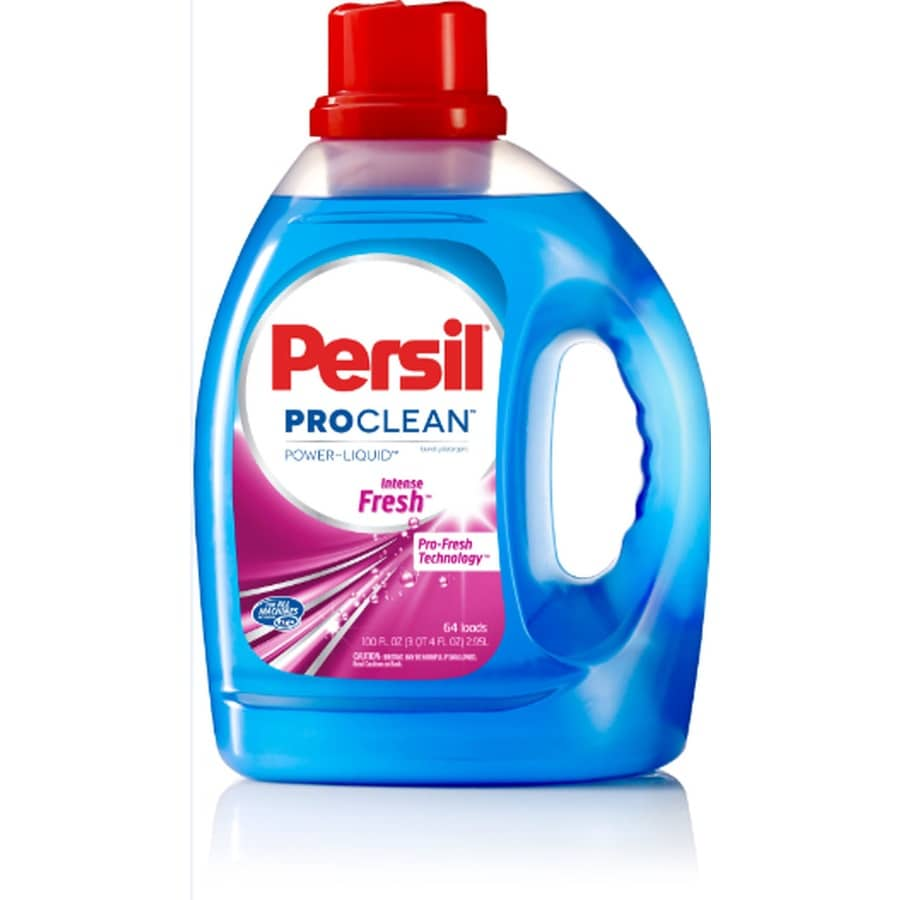 Shop Persil 100 Fl Oz Intense Fresh He Liquid Laundry