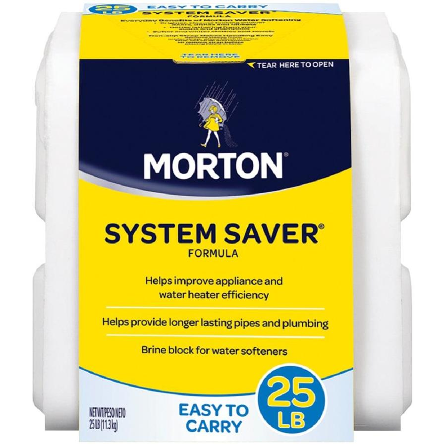Morton 25-lbs Salt Block