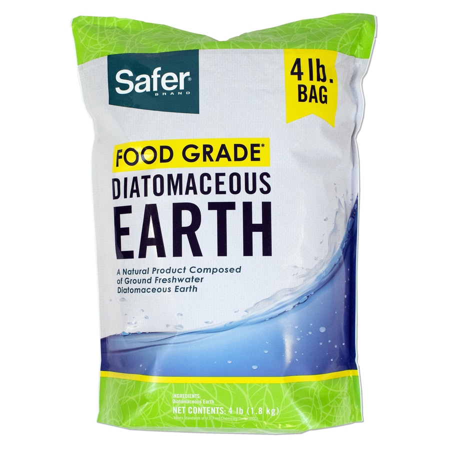 Safer Brand Food Grade Diatomaceous Earth