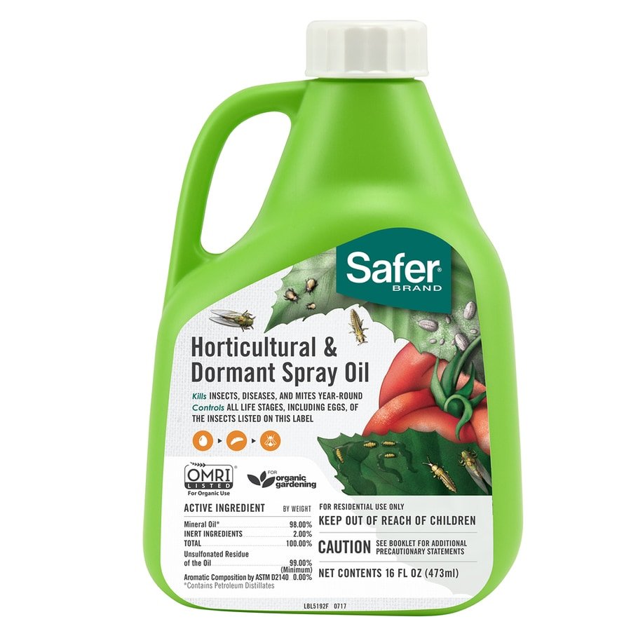 Safer Brand 16-oz Organic Insect, Disease And Mite Control