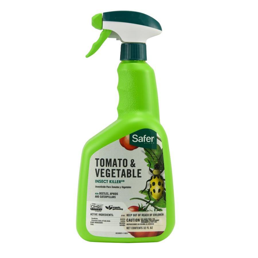 Shop Safer Brand Safer Brand 32 Fl Oz Tomato Vegetable Insect Killer At