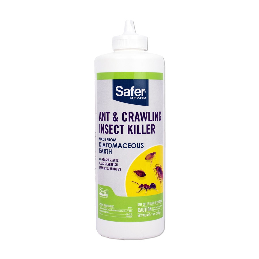 Safer Brand 7 Oz Organic Insect Killer At Lowescom