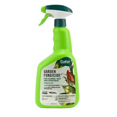 Safer Brand 32-fl oz Natural Garden Fungicide at Lowes com