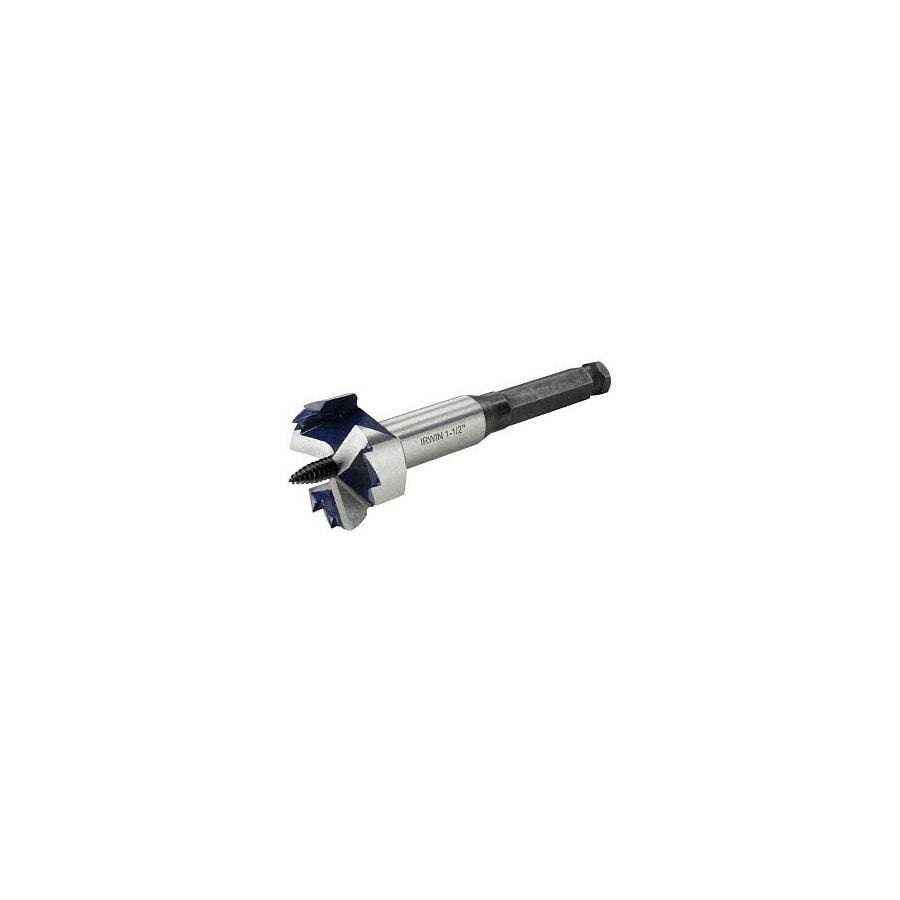 IRWIN 1-1/2-in Woodboring Self-Feed Drill Bit