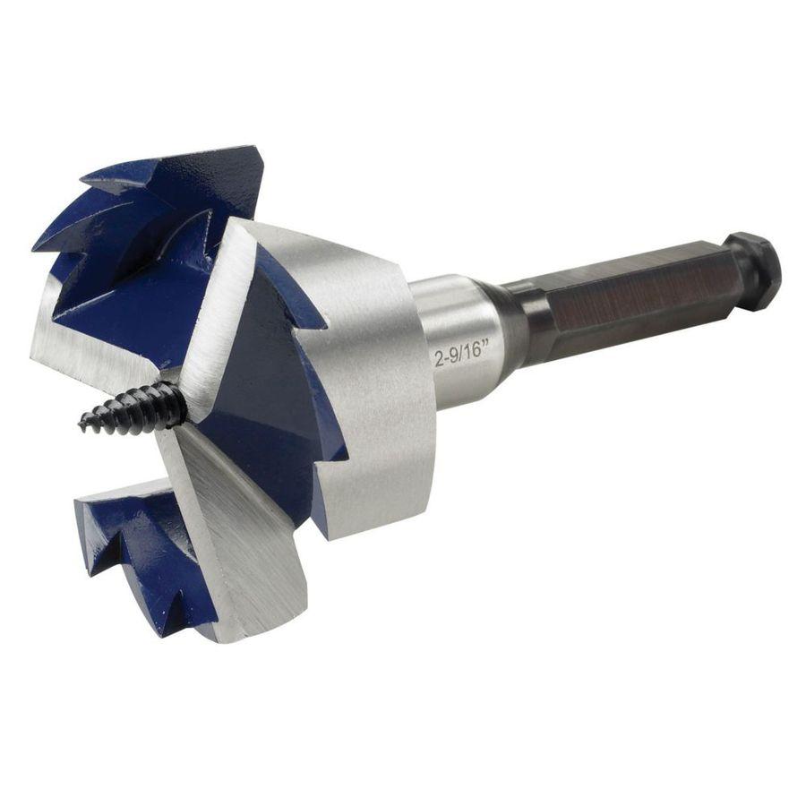 IRWIN Speedbor Max 2-1/4-in Woodboring Self-Feed Drill Bit