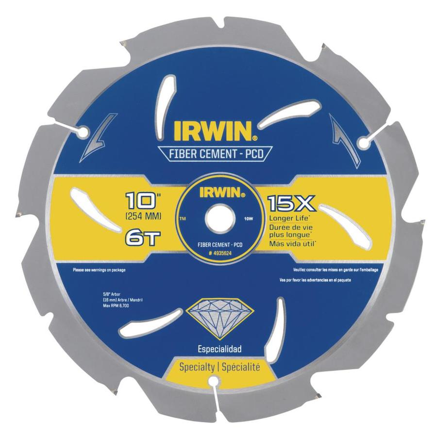 IRWIN Marathon 10-in Circular Saw Blade