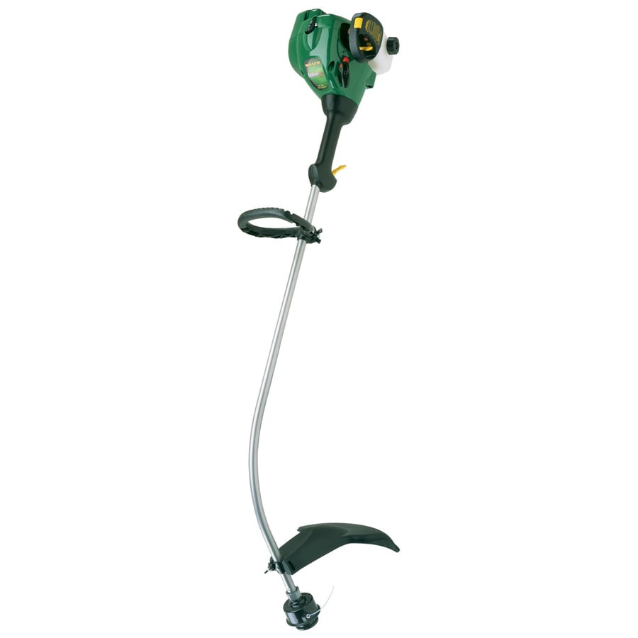 Weed Eater 20cc 2-Cycle 15-in Curved Gas String Trimmer