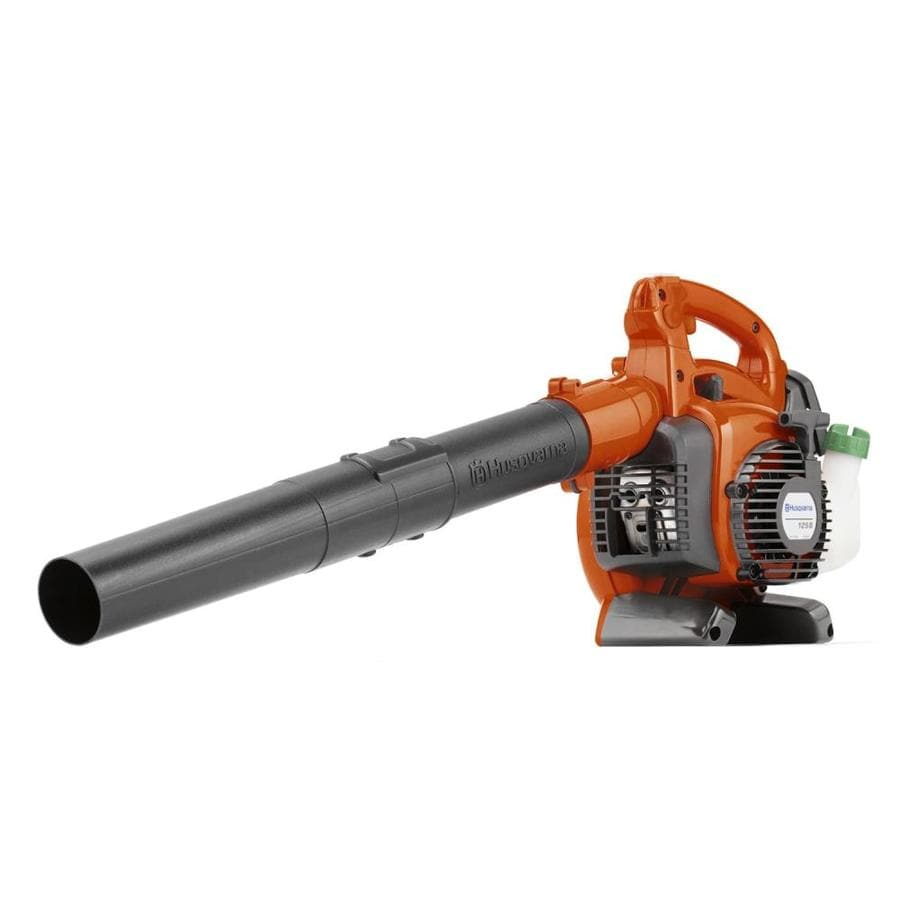 Husqvarna 125B 28cc 2-Cycle 170 Mph 470 Cfm Heavy-Duty Handheld Gas Leaf Blower