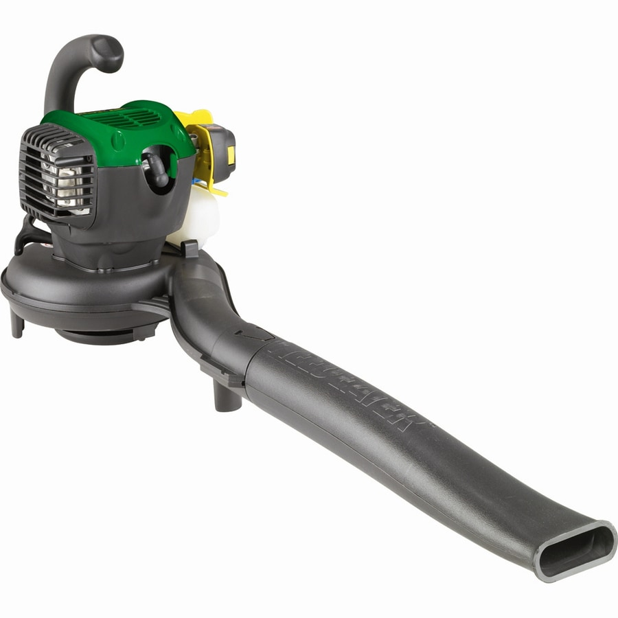 Weed Eater 25cc 2-Cycle 170-MPH 290-CFM Light-Duty Handheld Gas Leaf Blower