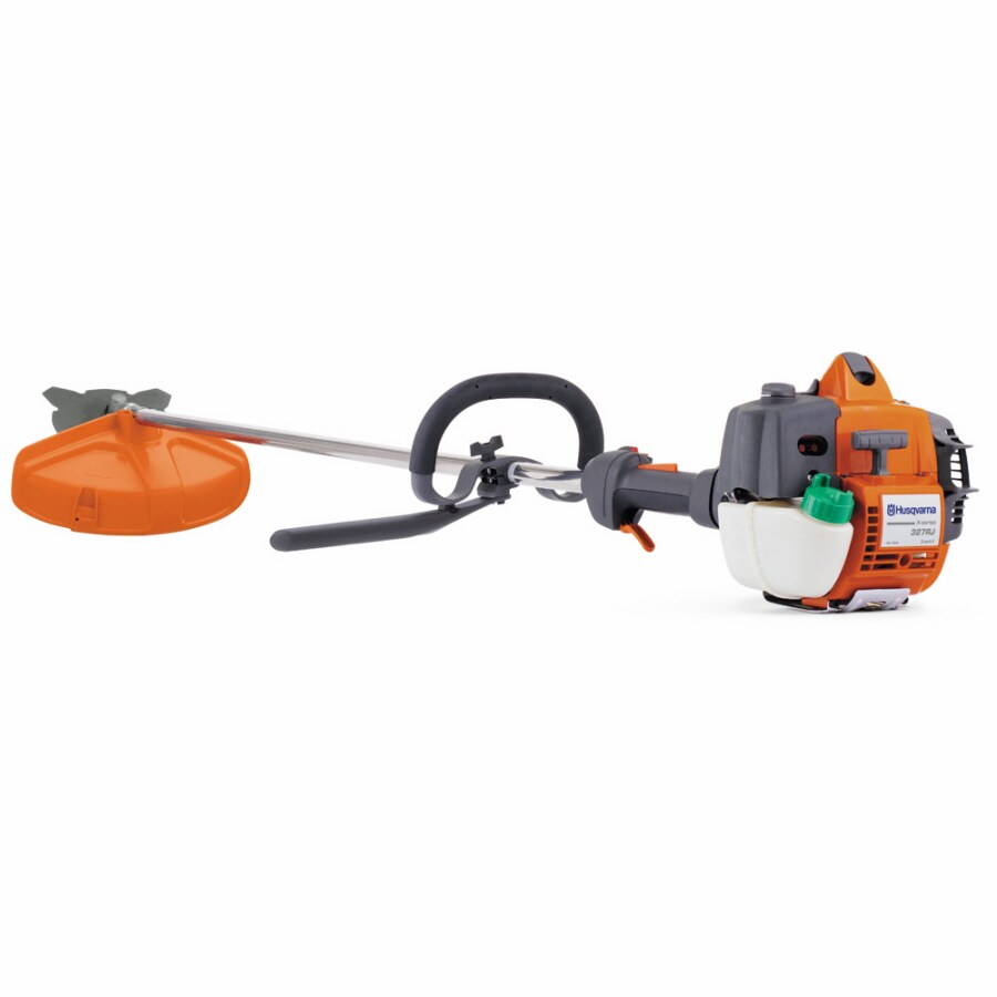 Husqvarna 25cc 2-Cycle 18-in Straight Shaft Gas String Trimmer