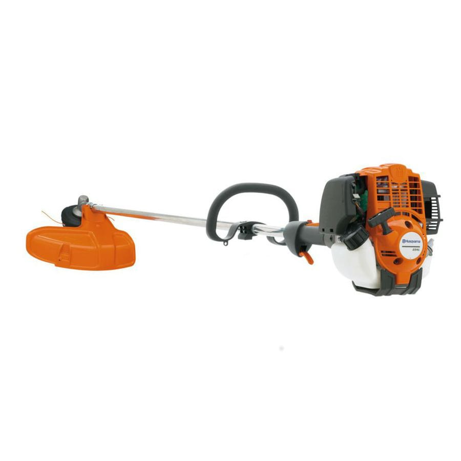 Husqvarna 25cc 4-Cycle 17-in Straight Gas String Trimmer