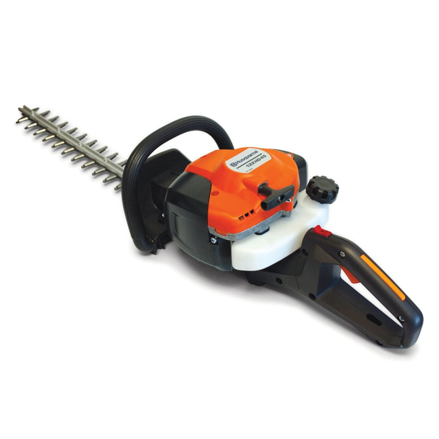 Husqvarna 122HD45 21.7-cu cm 2-cycle 18-in Dual-Blade Gas Hedge Trimmer
