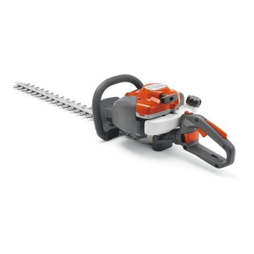 Husqvarna 122HD60 21-cu cm 2-cycle 24-in Dual-Blade Gas Hedge Trimmer at Lowes.com