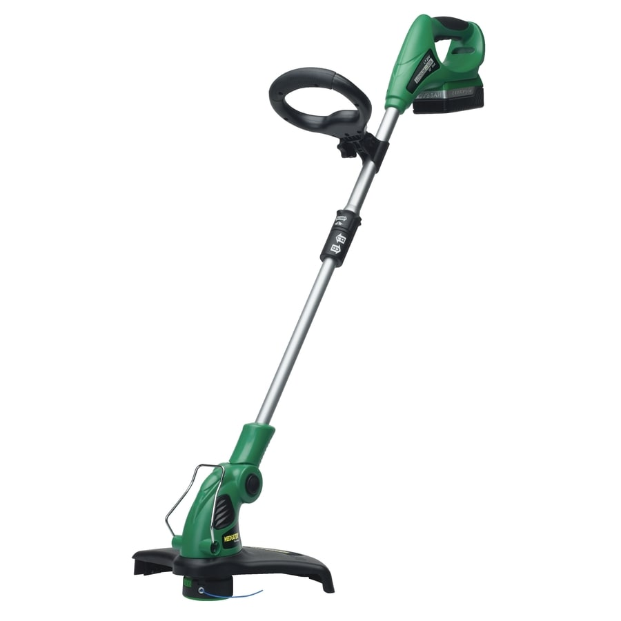 Weed Eater 20-Volt 12-in Straight Cordless String Trimmer and Edger