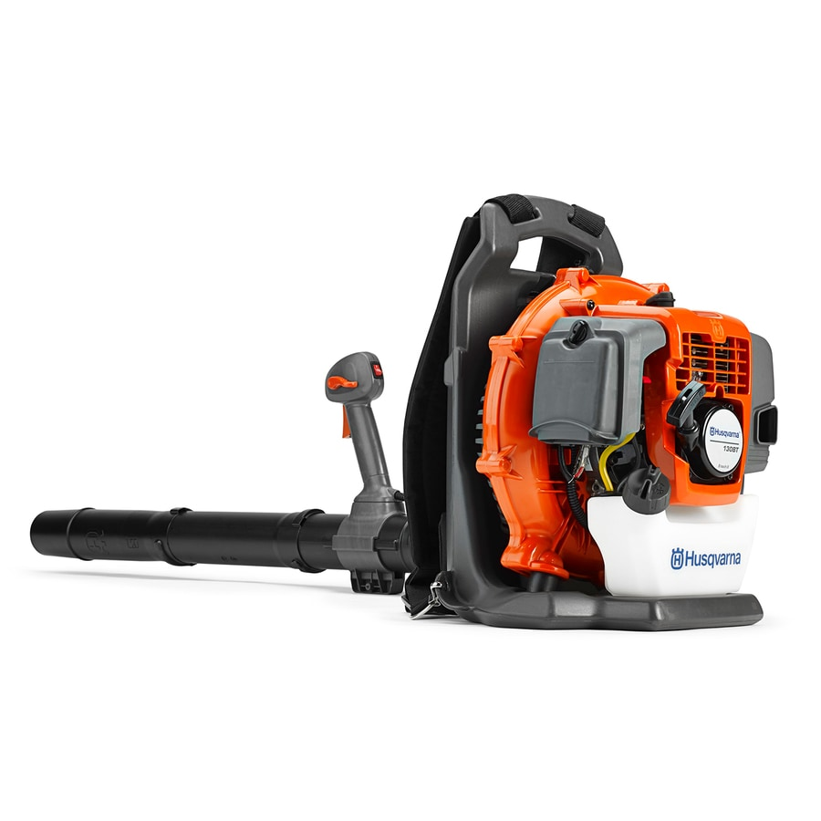 Husqvarna 29.5cc 2-Cycle 145-MPH 430.84-CFM Medium-Duty Gas Backpack Leaf Blower