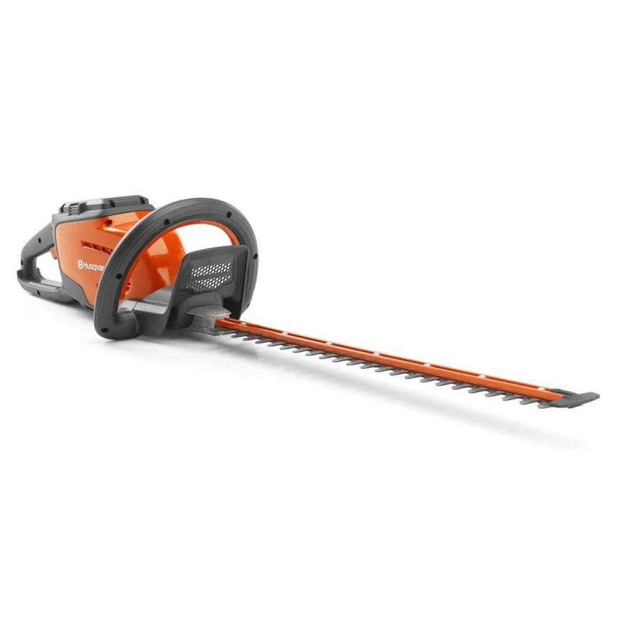 Husqvarna 115iHD55 40-Volt Max 22-in Dual Cordless Hedge Trimmer (Battery Included)