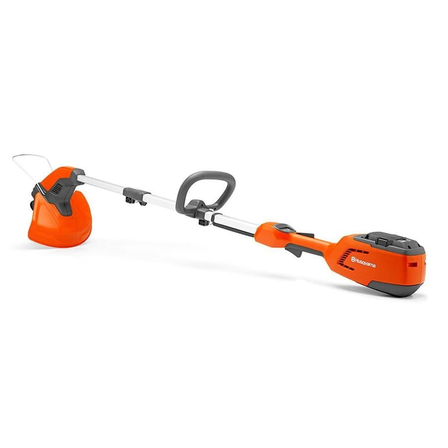 Husqvarna 115iL 40-volt Max 14-in Straight Brushless Cordless String Trimmer (Battery Not Included)