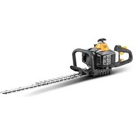 Poulan Pro 23-cu cm 2-cycle 22-in Dual-Blade Gas Hedge Trimmer
