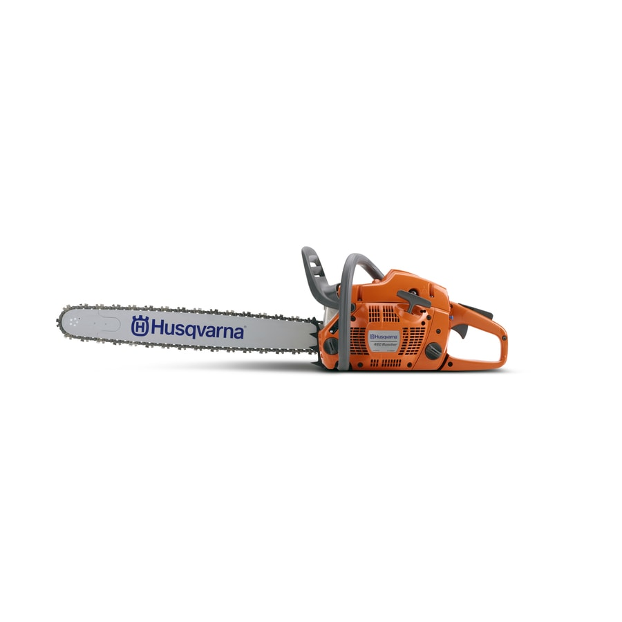 Husqvarna 460 Rancher 60.3-cu cm 2-cycle 24-in Gas Chainsaw