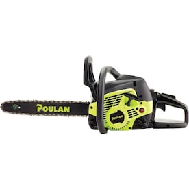 Poulan PL3314 14-in 33-cc 2-Cycle Gas Chainsaw