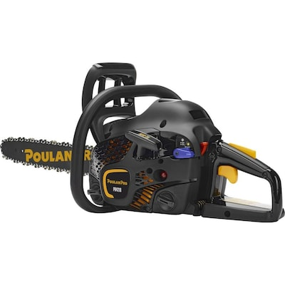 Poulan PR4218 18-in 42-cc 2-Cycle Gas Chainsaw at Lowes com