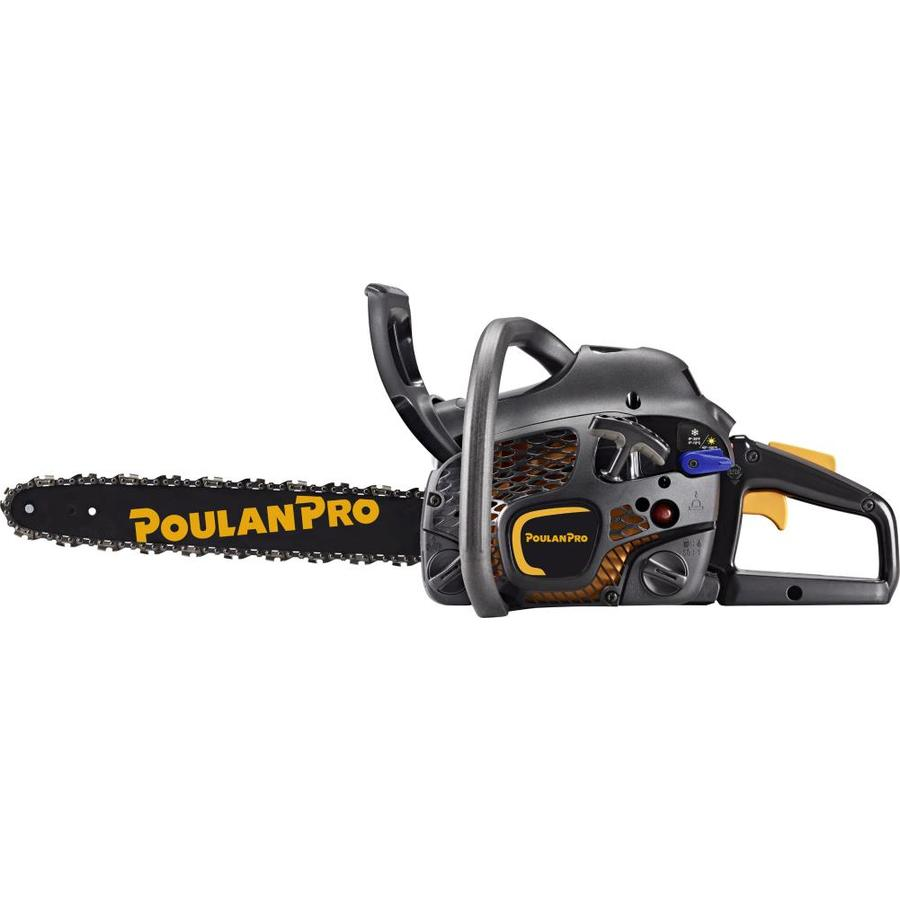 Poulan Pr4016 40cc 2-Cycle 16-in Gas Chainsaw