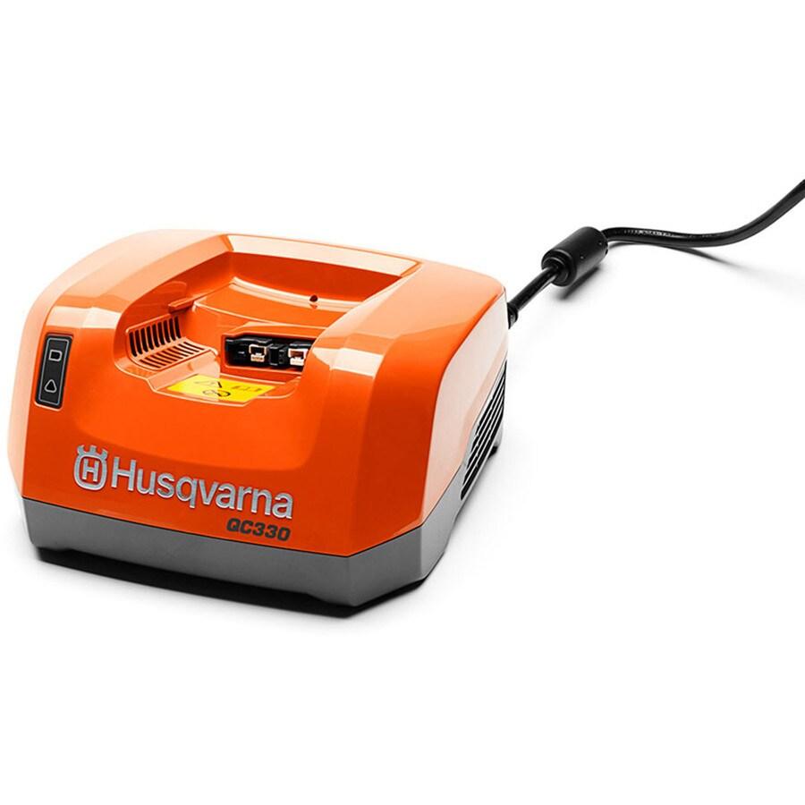 Husqvarna 40-Volt Lithium Ion (Li-ion) Cordless Power Equipment Battery Charger