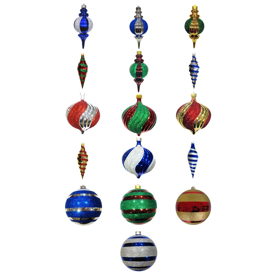 Holiday Living Multiple Colored Ornament