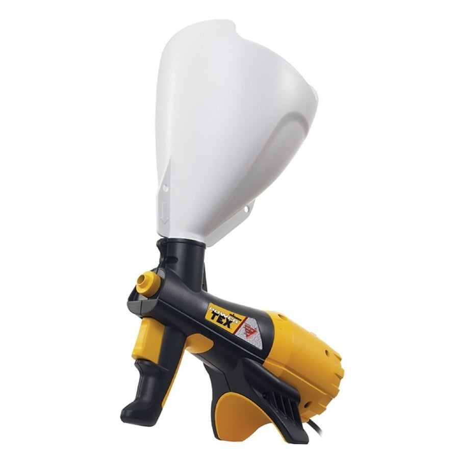 Wagner Power Tex 2-PSI Plastic Texture Sprayer Gun with Nozzle