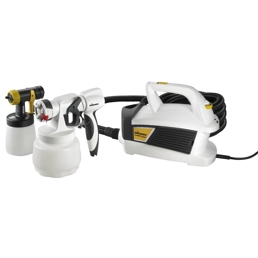 Wagner PaintReady System 5-PSI Handheld High-Volume Low-Pressure Paint Sprayer