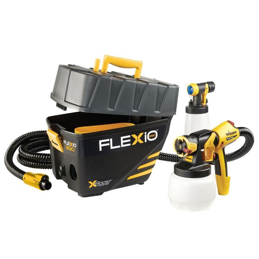 Wagner Flexio 890 Kit Stationary HVLP Paint Sprayer