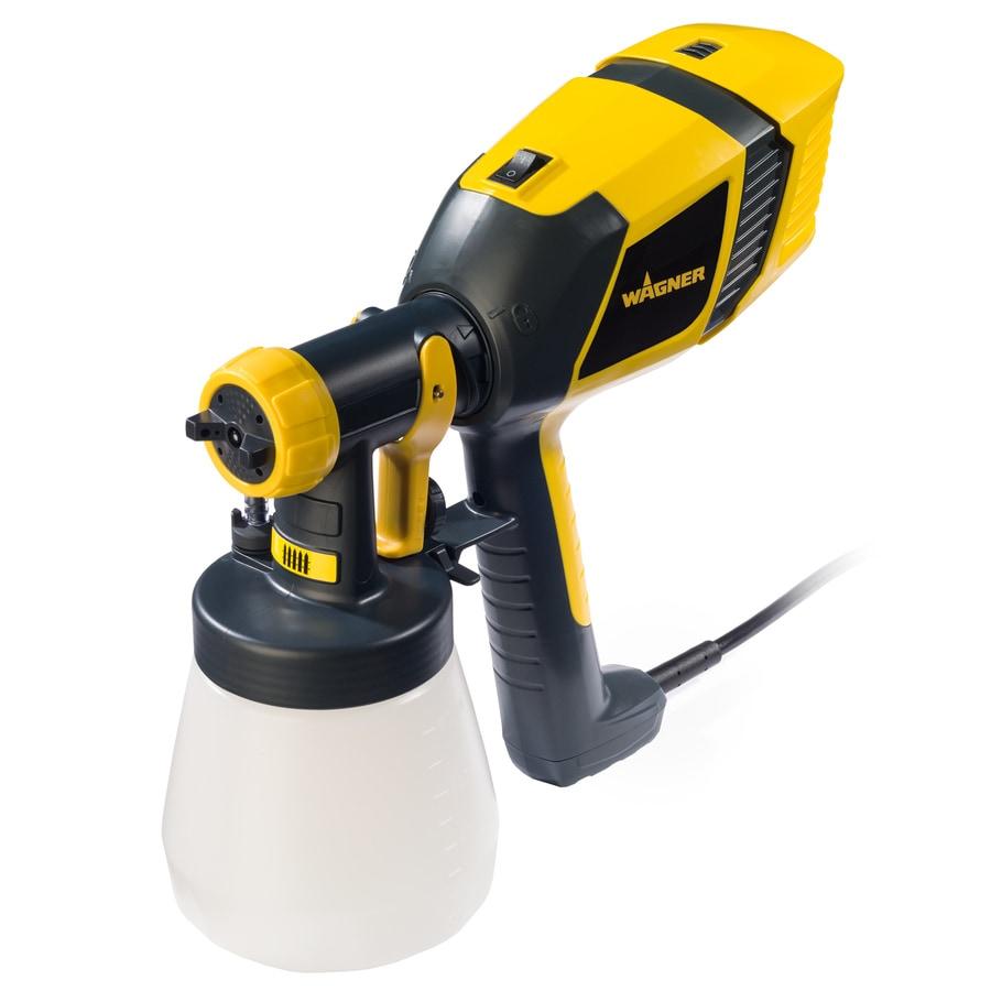 Wagner Control Spray 250 Handheld HVLP Paint Sprayer