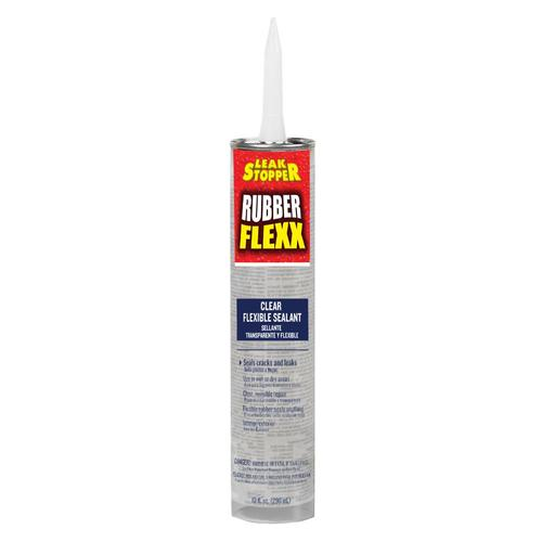 Leak Stopper Rubber Flexx 10 Fl Oz Waterproof Roof Sealant
