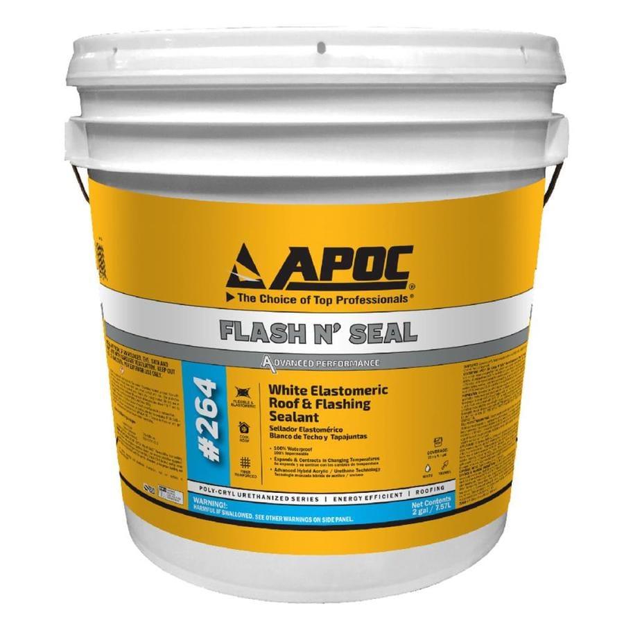 Apoc Flash N Seal 2 7 Gallon Fibered Waterproof