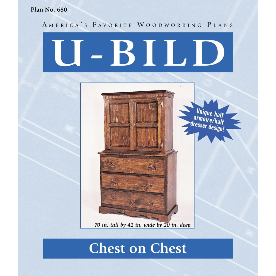 U-Bild Chest on Chest Woodworking Plan