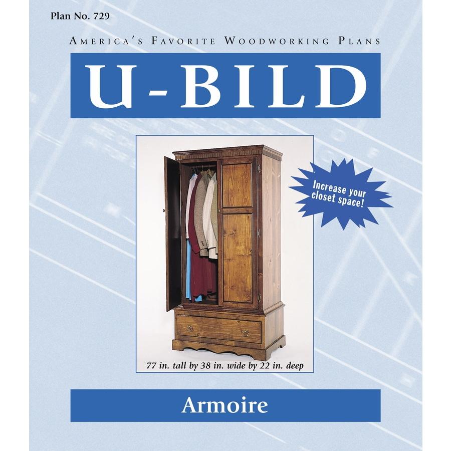 U-Bild Armoire Woodworking Plan