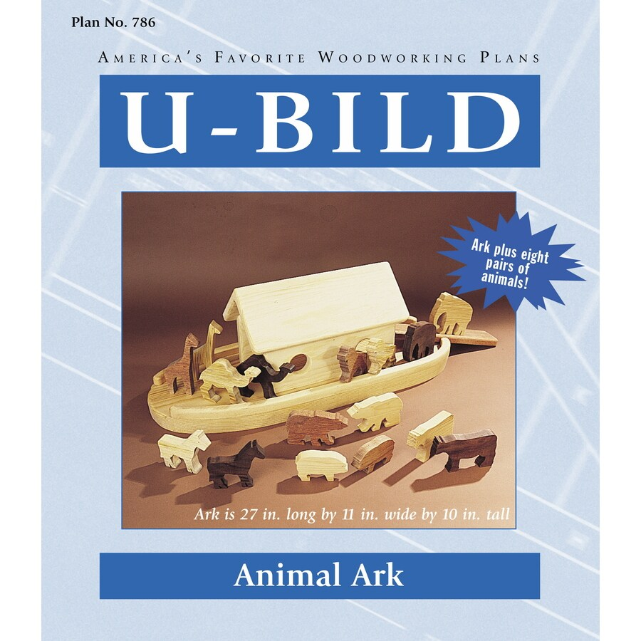 U-Bild Animal Ark Woodworking Plan