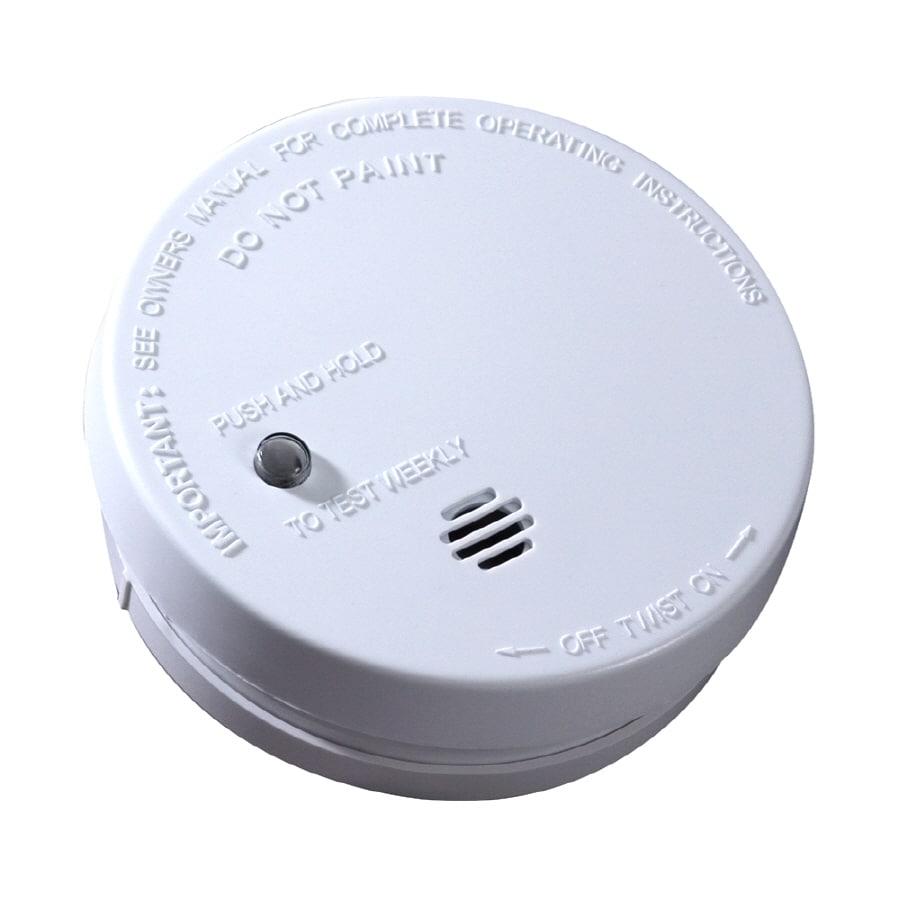 Kidde 2-Pack Battery-Powered-Volt Smoke Detectors