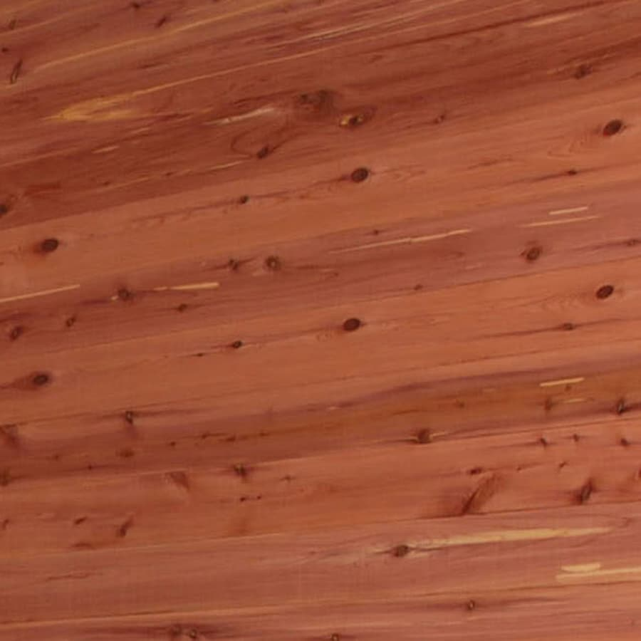 Evertrue 4 Ft Aromatic Red Cedar Wall Panel Moulding