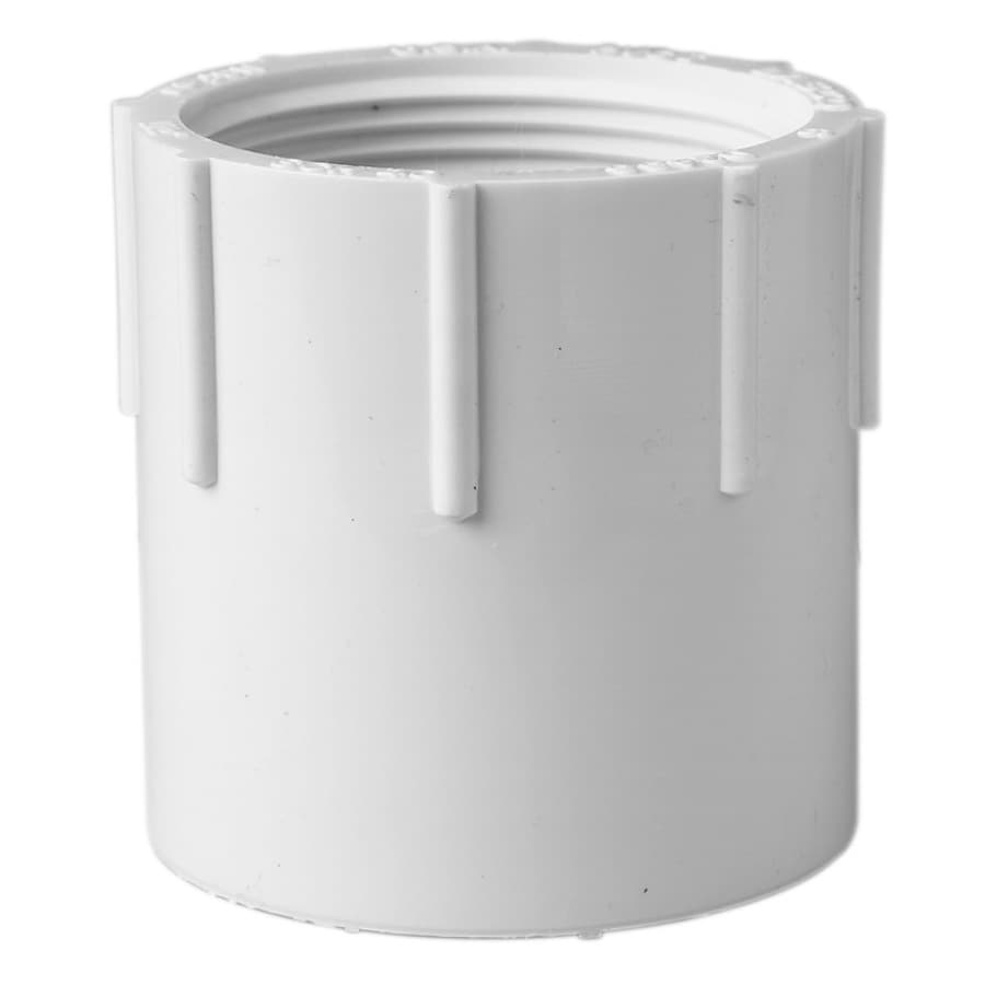 LASCO 1-1/4-in Dia PVC Sch 40 Adapter