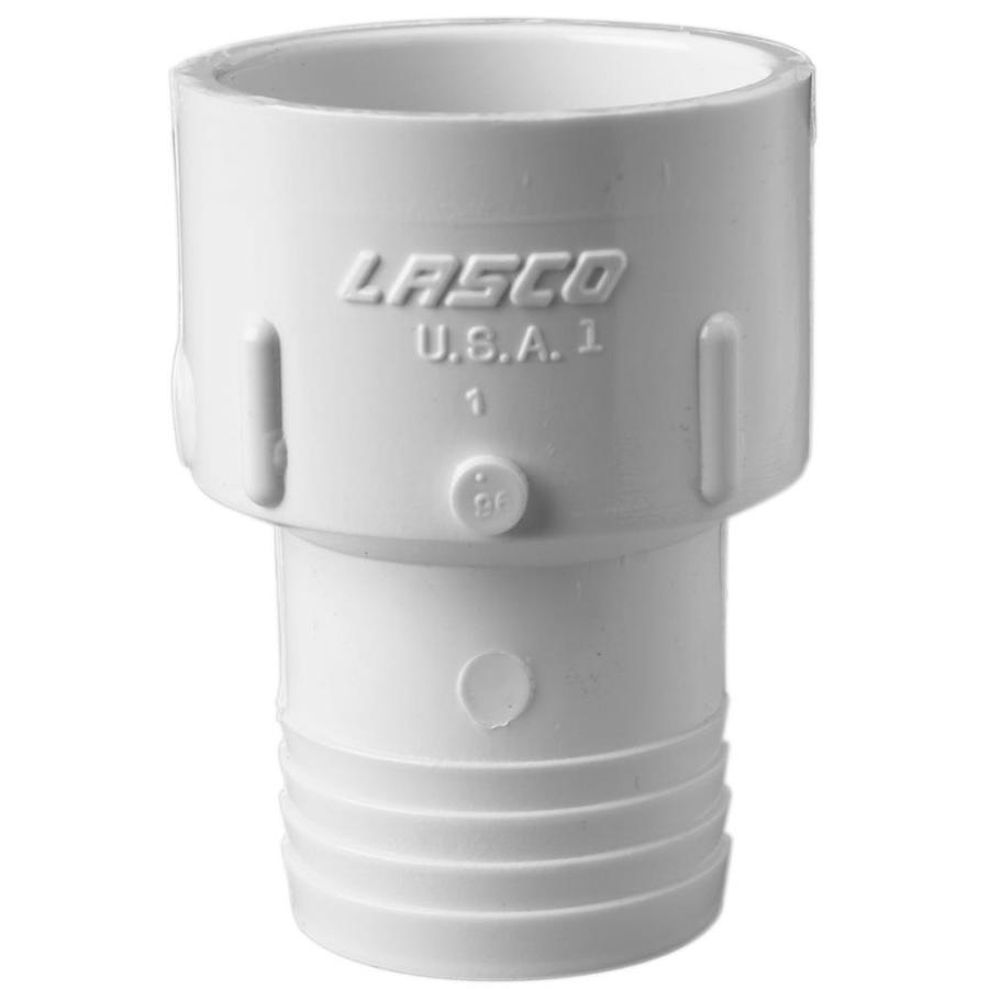 LASCO 1-1/2-in Dia PVC Sch 40 Adapter