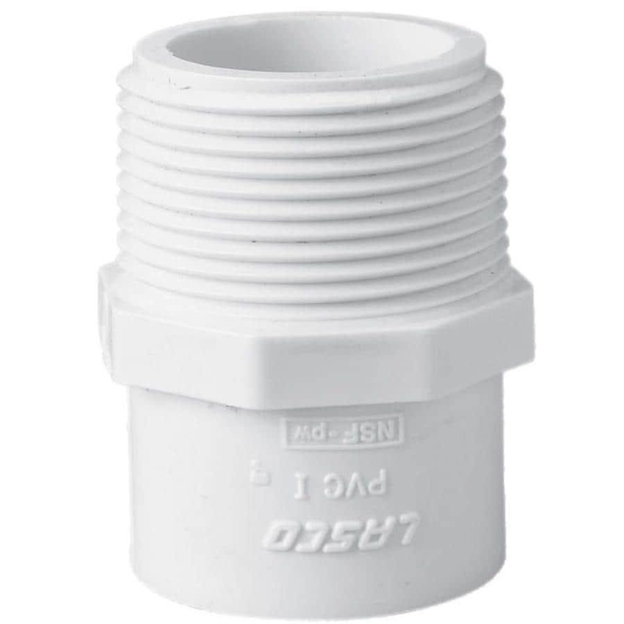 LASCO 2-in Dia PVC Sch 40 Adapter