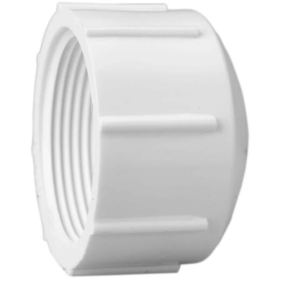 LASCO 1/2-in Dia PVC Sch 40 Cap