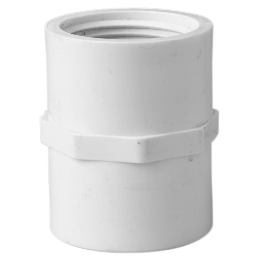 LASCO 1-in Dia PVC Sch 40 Coupling